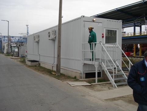 Tehnološki kontejnerji za prodajo