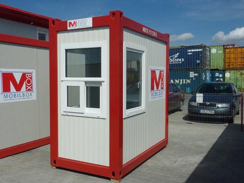 Watchman containers reception containers for sale