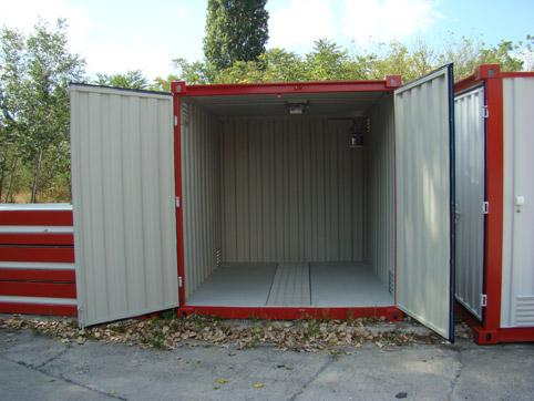 Environmental container for rent