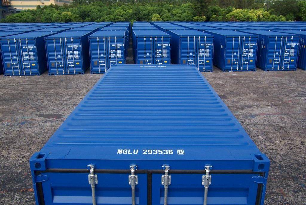 Skladiščni kontejnerji za prodajo