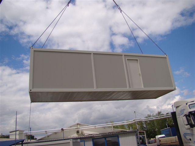 Kontejnerski prevoz in logistika