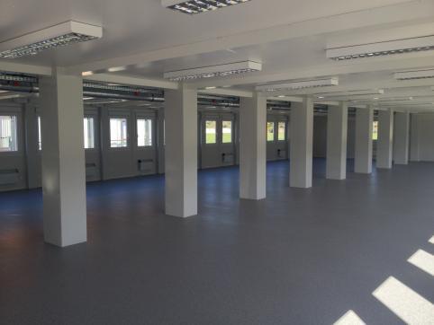 Factory hall, Vecsés