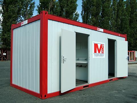 Sanitarni kontejnerji za najem