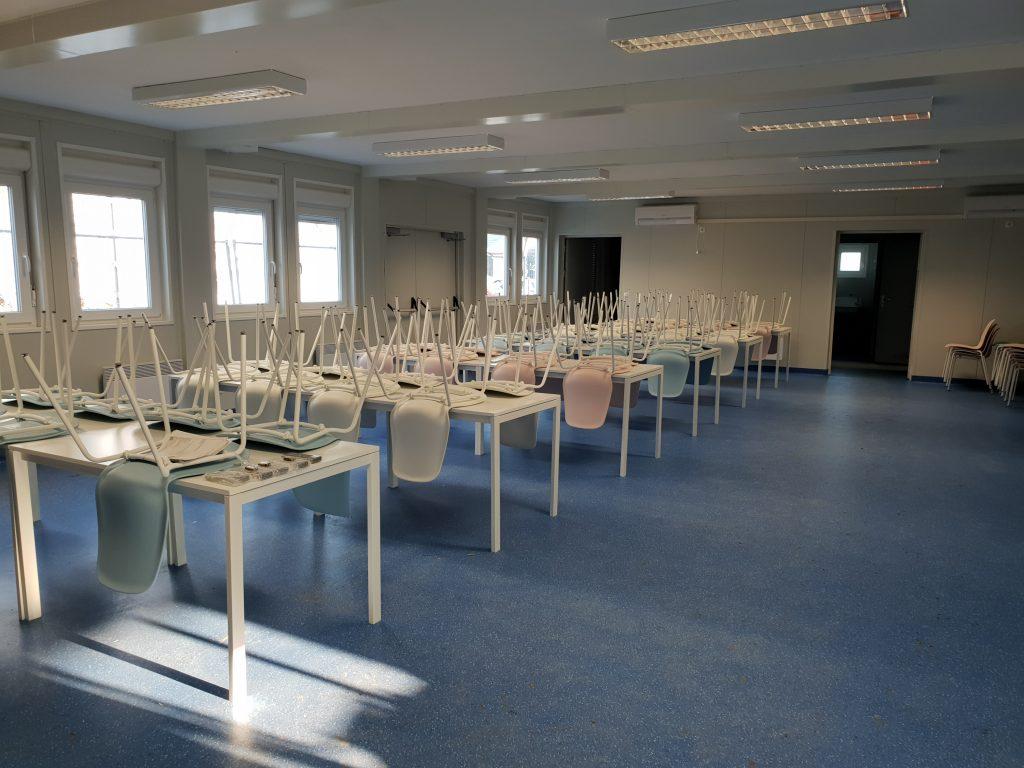 School canteen in Veresegyház